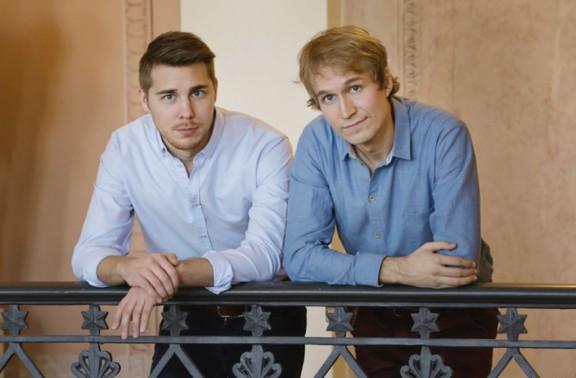 Aarne Pelkonen i Juho Alakarpa (źródło: materiały prasowe organizatora)