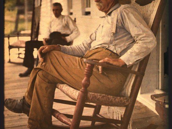 """N.N., """"Fotel bujany"""", USA, z kolekcji AN (źródło: materiały prasowe organizatora)"""