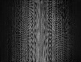 """Michał Misiak, """"Fluktuacje 4"""", 2017, tusz na papierze, 70x100 cm (źródło: materiały prasowe organizatora)"""
