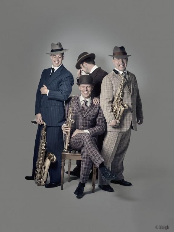 Nordic Saxophone Quartet (źródło: materiały prasowe organizatora)