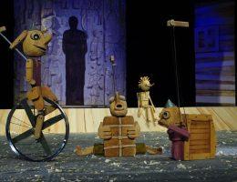 """""""Pinokio"""", 2008 (źródło: materiały prasowe organizatora)"""