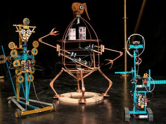 """""""Bajki robotów"""", 2016 r., fot. Piotr Pędziszewski (źródło: materiały prasowe organizatora)"""