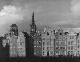"""Edmund Zdanowski, """"Nowy stary Gdańsk"""", fot. © Muzeum Narodowe w Gdańsku (źródło: materiały prasowe organizatora)"""
