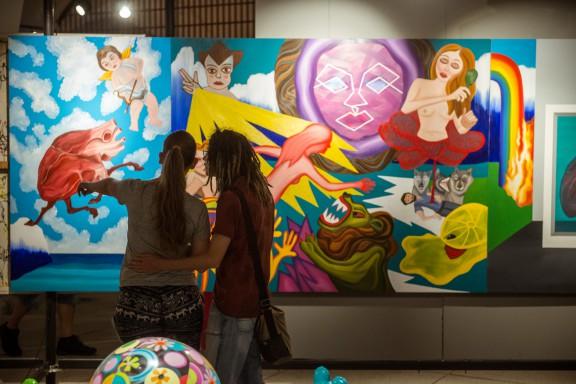Ogólnopolska Wystawa Najlepsze Dyplomy Akademii Sztuk Pięknych, 2016 (źródło: materiały prasowe organizatora)