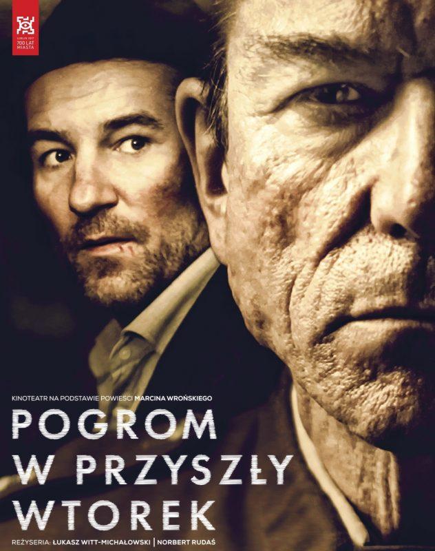 """""""Pogrom w przyszły wtorek"""" (źródło: materiały prasowe organizatora)"""