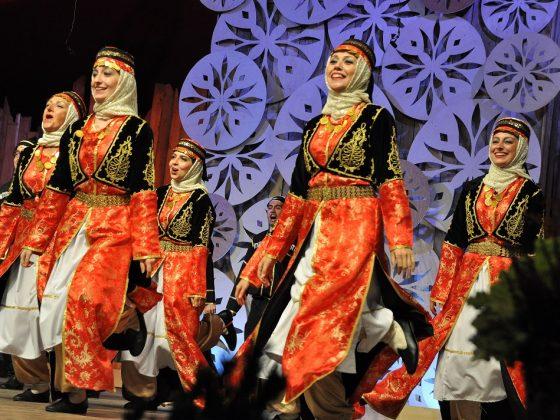 48. Międzynarodowy Festiwal Folkloru Ziem Górskich (źródło: materiały prasowe organizatora)