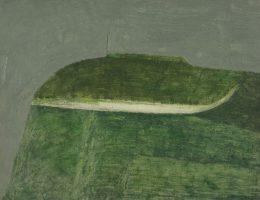 """Piotr Potworowski, """"Krajobraz z Wiltshire"""", 1953, Muzeum Narodowe w Poznaniu (źródło: materiały prasowe organizatora)"""