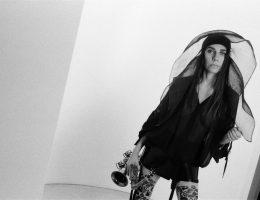 PJ Harvey, fot. Marina Mochnacz (źródło: materiały prasowe organizatora)