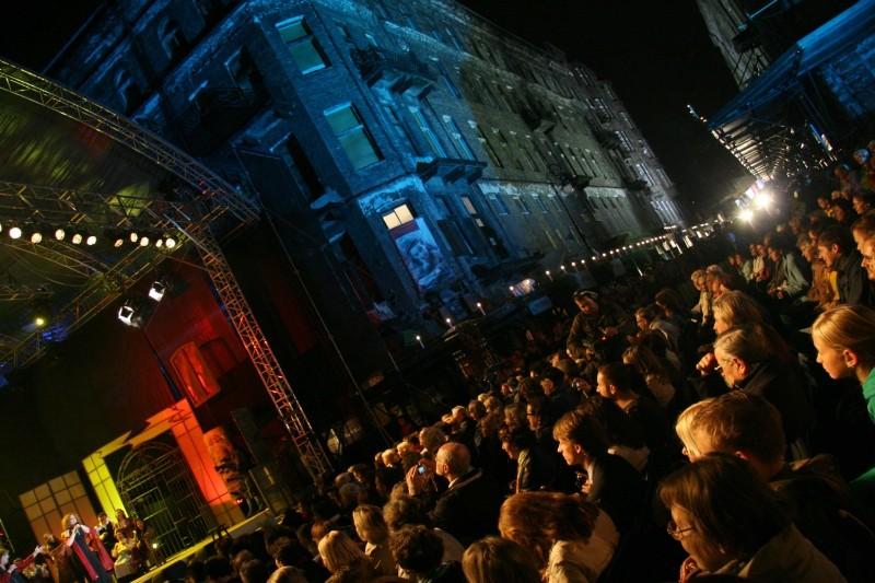 Ulica Próżna, Festiwal Warszawa Singera (źródło: materiały prasowe organizatora)