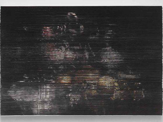"""Bartosz Czarnecki, """"Jan Davidszoon de Heem Martwa natura"""", 2017 (źródło: materiały prasowe organizatora)"""