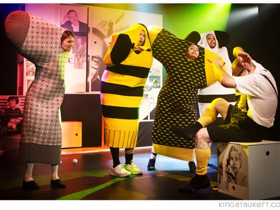 """""""Dzień Dziecka"""", Teatr Rampa w Warszawie (źródło: materiały prasowe organizatora)"""