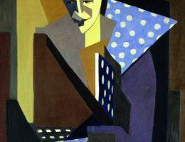 """Lajos Tihanyi, """"Hiszpanka"""", ok. 1926, Magyar Nemzeti Galéria (źródło: materiały prasowe organizatora)"""