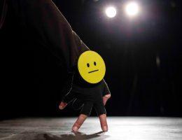 """Prosta historia"", LALE. Teatr, fot. K. Krukowski (źródło: materiały prasowe organizatora)"