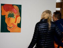 Biennale Sztuki Młodych Rybie Oko 9, Fot. Krzysztof Tomasik (źródło: materiały prasowe organizatora)