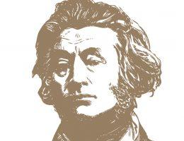 Adam Mickiewicz, rys. Wojtek Świerdzewski (źródło: materiały prasowe organizatora)