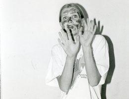 """Ivars Gravlejs, """"Scream and Flash"""" (Early Works), 1995 (źródło: materiały prasowe organizatora)"""