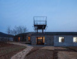 Projekt: Świetlica wiejska w Huashu, Studio: Atelier Archmixing (źródło: materiały prasowe organizatora)