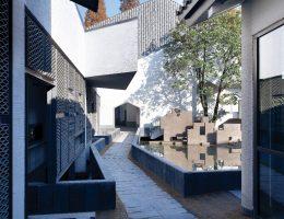 Projekt: Muzeum Jixi, Studio: Atelier Li Xinggang, China Architecture Design Group (źródło: materiały prasowe organizatora)