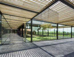 Projekt: Warsztat wyrobu cukru trzcinowego w gminie Zhangxi, powiat Songyang, Studio: DnA _Design and Architecture (źródło: materiały prasowe organizatora)