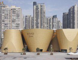 Projekt: Pawilon Vanke na Expo 2010 w Szanghaju, Studio: Duoxiang Studio (źródło: materiały prasowe organizatora)