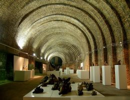 Projekt: Międzynarodowe Muzeum Sztuki Ceramicznej w powiecie Fuping, Studio: Liu Kecheng Architects Ltd. (źródło: materiały prasowe organizatora)