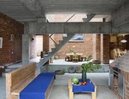 Projekt: Wang House, Studio: Rùn Atelier (źródło: materiały prasowe organizatora)