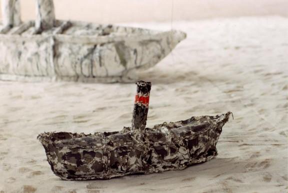 """Zbigniew Natkaniec, """"Przylądek Horn"""", 2003 (źródło: materiały prasowe organizatora)"""