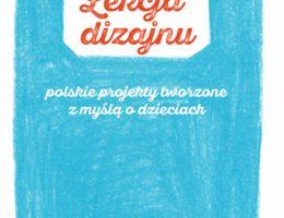 """""""Lekcja dizajnu"""" – okładka książki (źródło: materiały prasowe organizatora)"""