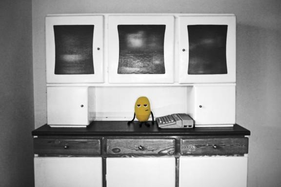 """""""melon pisany z małej"""", CSW Elektrownia (źródło: materiały prasowe organizatora)"""