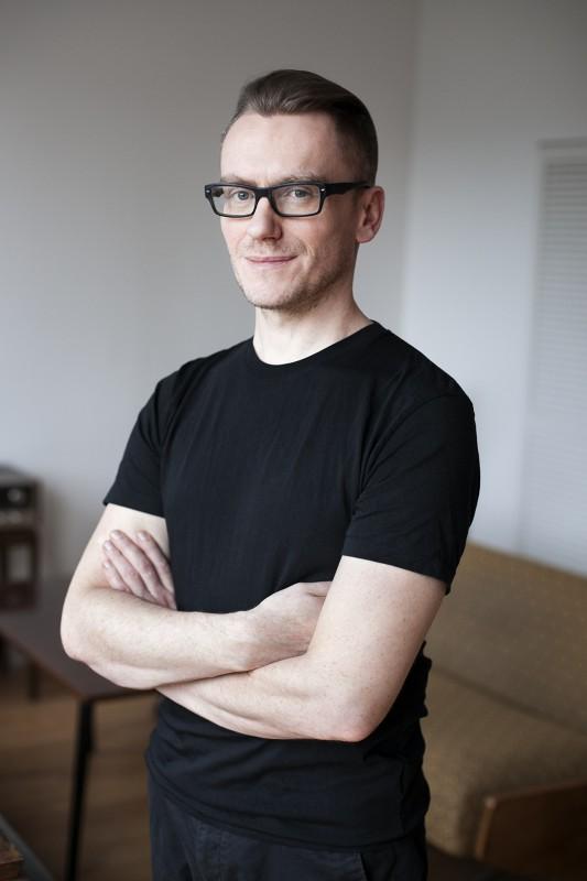 Łukasz Ronduda, fot. Maciej Landsberg (źródło: materiały prasowe organizatora)