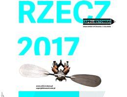 Mała Rzecz 2017 – plakat konkursu (źródło: materiały prasowe organizatora)