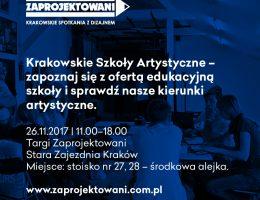 Targi Zaprojektowani w ramach Krakowskich Spotkań z Dizajnem (źródło: materiały prasowe organizatora)