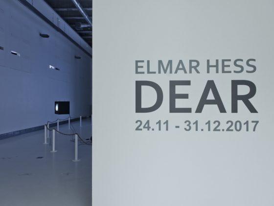 Elmar Hess – Dear (źródło: materiały prasowe organizatora)