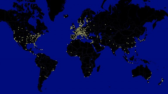 "Fokus Grupa, ""Map of Invisible Matter"", 2017 (źródło: materiały prasowe organizatora)"