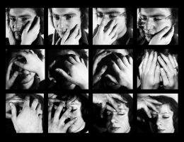 """Witold Liszkowski, """"Struktura osobista"""", 1977 (źródło: materiały prasowe organizatora)"""