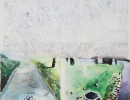 "Alicja Kubicka, ""Thomas Bernhard"", 2017 (źródło: materiały prasowe organizatora)"