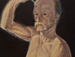 """Leszek Sobocki, """"Śmiertelny II"""", 2006 (źródło: materiały prasowe organizatora)"""