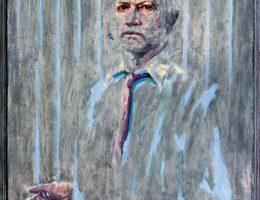 """Leszek Sobocki, """"Popiołowy"""", 2002 (źródło: materiały prasowe organizatora)"""