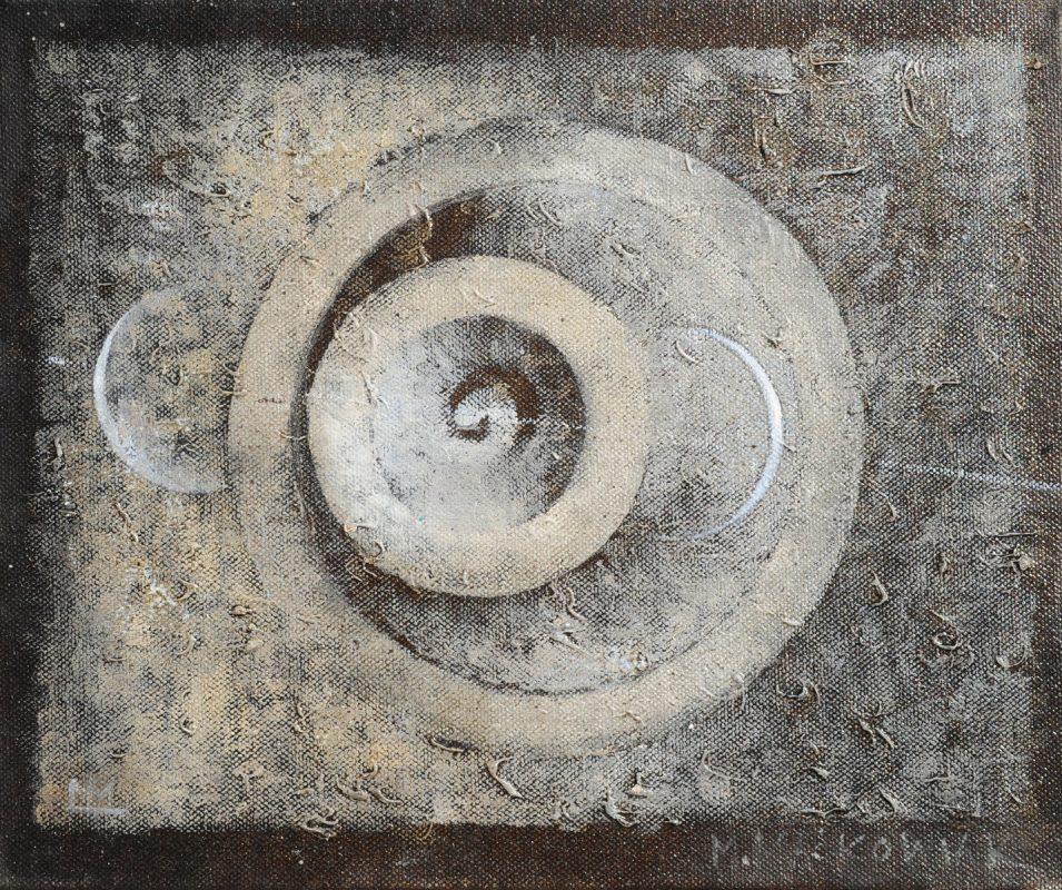 """Małgorzata Maćkowiak, """"Znak w przestrzeni pojęć"""", 2008 (źródło: materiały prasowe organizatora)"""