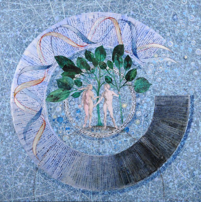 """Małgorzata Maćkowiak, """"Genesis - dzień szósty"""", 2010 (źródło: materiały prasowe organizatora)"""