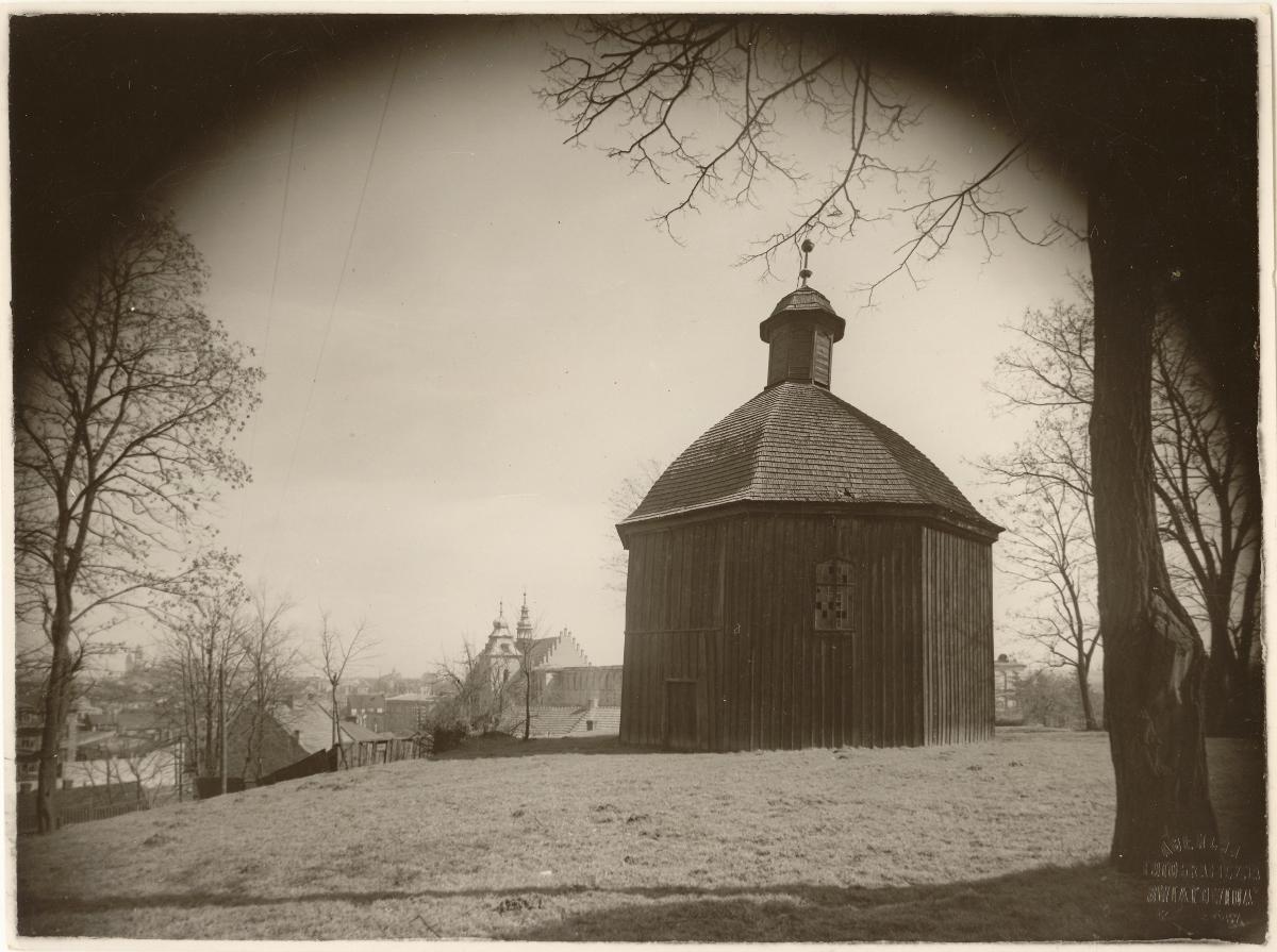 Kaplica św. Małgorzaty na Zwierzyńcu, fot. Zbiory Muzeum Historycznego Miasta Krakowa (źródło: materiały prasowe)