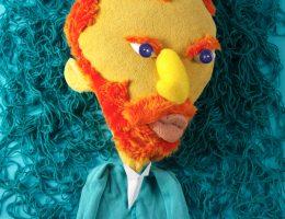 "Tomasz Broda ""Van Gogh"" (źródło: materiały prasowe organizatora)"