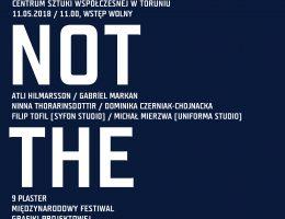 """Konferencja """"I'm not the island"""" – afisz (źródło: materiały prasowe organizatora)"""