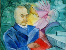 Leon Chwistek, Portret dr. Jakóbca, 1925 (źródło: materiały prasowe organizatora)