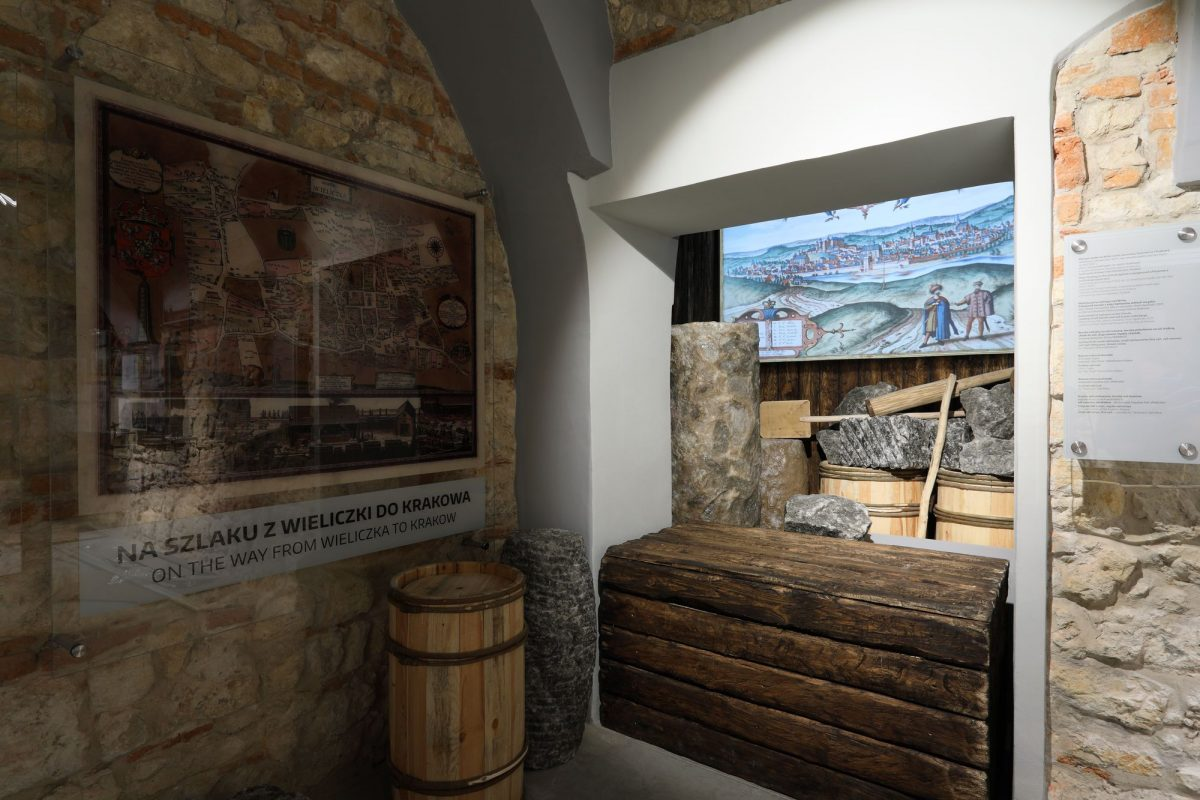 Muzeum Podgórza, fot. Andrzej Janikowski, MHK (źródło: materiały prasowe organizatora)