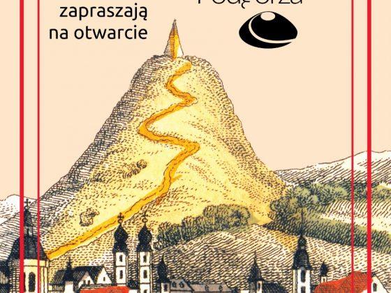 Plakat otwarcia Muzeum Podgórza (źródło: materiały prasowe organizatora)