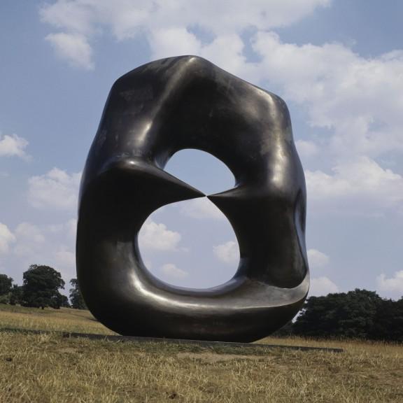 """""""Oval with Points"""", 1968–70 (źródło: materiały prasowe organizatora)"""