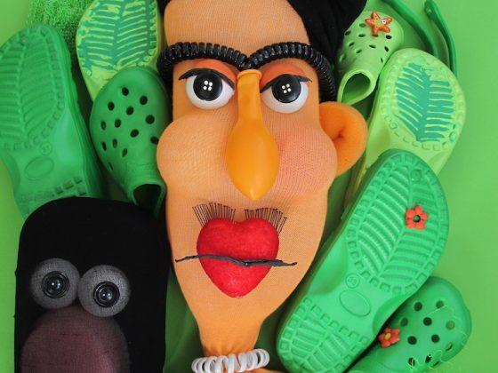 """Tomasz Broda """"Frida Khalo"""" (źródło: materiały prasowe organizatora)"""