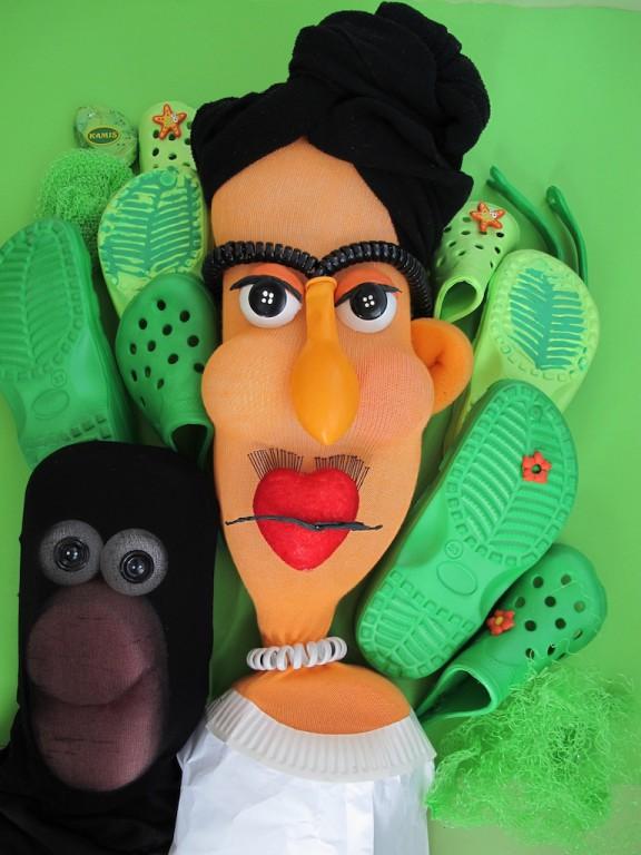 """Tomasz Broda """"Frida Kahlo"""" (źródło: materiały prasowe organizatora)"""