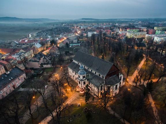 Kościół Pokoju, fot. M. Wroński (źródło: materiały prasowe organizatora)
